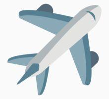 Airplane EmojiOne Emoji Kids Clothes