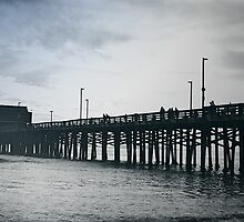 Newport Beach, Californ-i-a by laruecherie