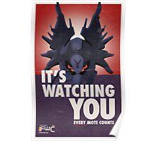 Destiny Propaganda Poster - It's Watching You Poster