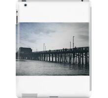 Newport Beach, Californ-i-a iPad Case/Skin
