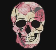 Rose Skull Kids Clothes