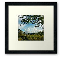 Whiting Ranch, California Framed Print
