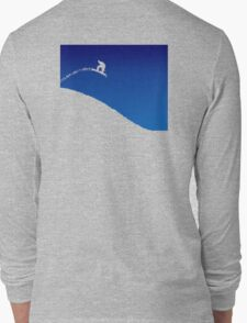 minimalistic Long Sleeve T-Shirt