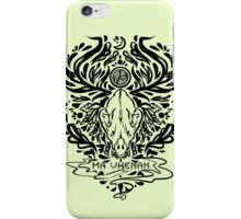 solas romance tattoo  iPhone Case/Skin