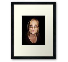 Sanna Framed Print