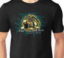 The Lucas Files Show Logo Unisex T-Shirt