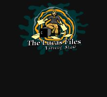 The Lucas Files Show Logo T-Shirt