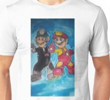 mario power Unisex T-Shirt