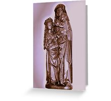Holy Mothers Greeting Card