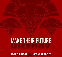 Destiny - New Monarchy Fight The Vex by TWCFTM