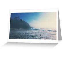 The Newport Beach Mist Greeting Card