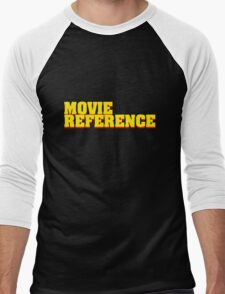 Movie Reference - Pulp Fiction Men's Baseball ¾ T-Shirt
