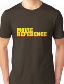 Movie Reference - Pulp Fiction Unisex T-Shirt