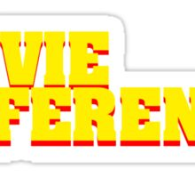 Movie Reference - Pulp Fiction Sticker