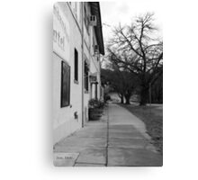 High Street, Yackandandah Canvas Print