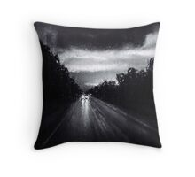 MURKY [Throw pillows] Throw Pillow