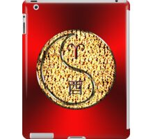 Aries & Rooster Yin Fire iPad Case/Skin