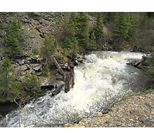 Whitewater Photographic Print