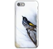 Early Morning Sky Watcher iPhone Case/Skin