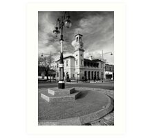 Beechworth Streetscape Art Print