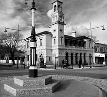 Beechworth Streetscape by jenenever