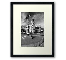 Beechworth Streetscape Framed Print