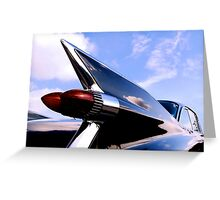 Tailfin Envy Greeting Card