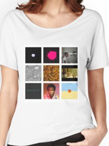 Childish Gambino Discography Women's Relaxed Fit T-Shirt