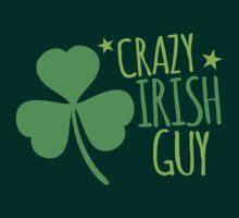 Crazy Irish Guy by jazzydevil