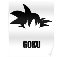 Goku Dragon Ball Z Poster