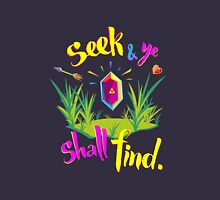 Legend of Zelda Seek and Ye Shall Find Unisex T-Shirt