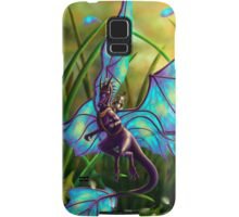 We Ride at Dawn - Mouse Warrior Riding Fairy Dragon Samsung Galaxy Case/Skin