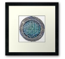 The Powers That B Framed Print