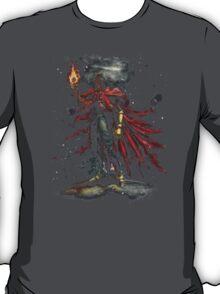 Epic Vincent Valentine Portrait T-Shirt