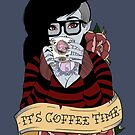Adventure Time - It's Coffee Time (Marceline) by Seignemartin