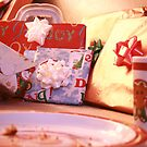 Santa was Here by Stacey Dionne