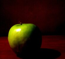 a mere apple by EyesOfBeholder