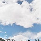 Mountains of Clouds by bonniedawn