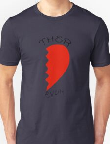 Together forever part 2(red heart) T-Shirt