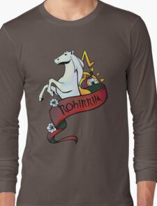 Horse Lords Long Sleeve T-Shirt
