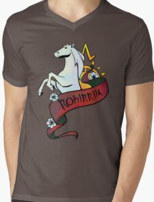 Horse Lords Mens V-Neck T-Shirt