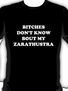 Nietzsche Zarathustra T-Shirt