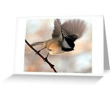 I'll Fly Away Greeting Card