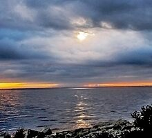 x-mas sunset by wendyL