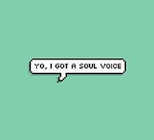 Patrick's Soul Voice by brooklynbarnes