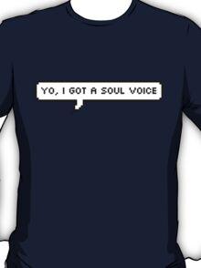 Patrick's Soul Voice T-Shirt