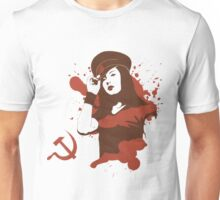 Little Ms Communism Unisex T-Shirt