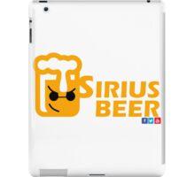 Sirius Beer! iPad Case/Skin