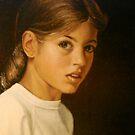 Joanne, detail by Cathy Amendola