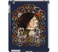 The Mother of Time Travel iPad Case/Skin
